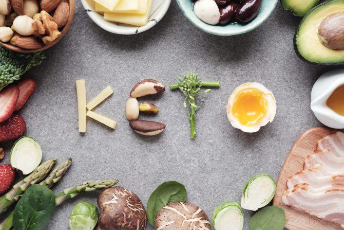 Keto Diet: Incluya proteínas en cada comida
