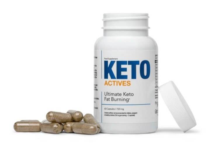 Keto Actives - efectos