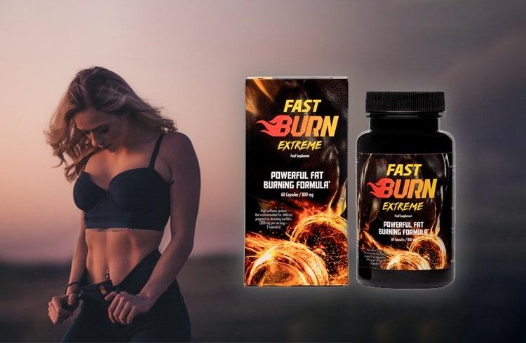 ¿Cómo funciona Fast Burn Extreme?