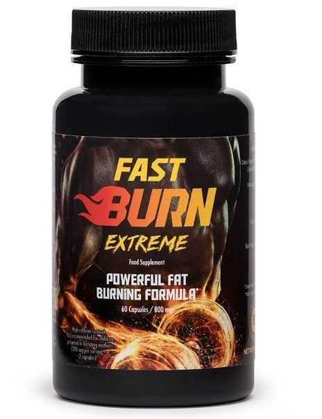 Fast Burn Extreme - reseñas, foro, precio, ¿dónde comprar?
