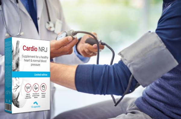 ¿Qué es Cardio NRJ?